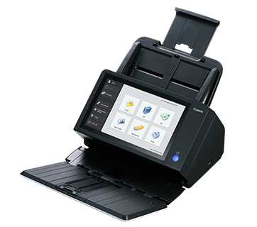 Document Scanner - ScanFront 400 - Canon India