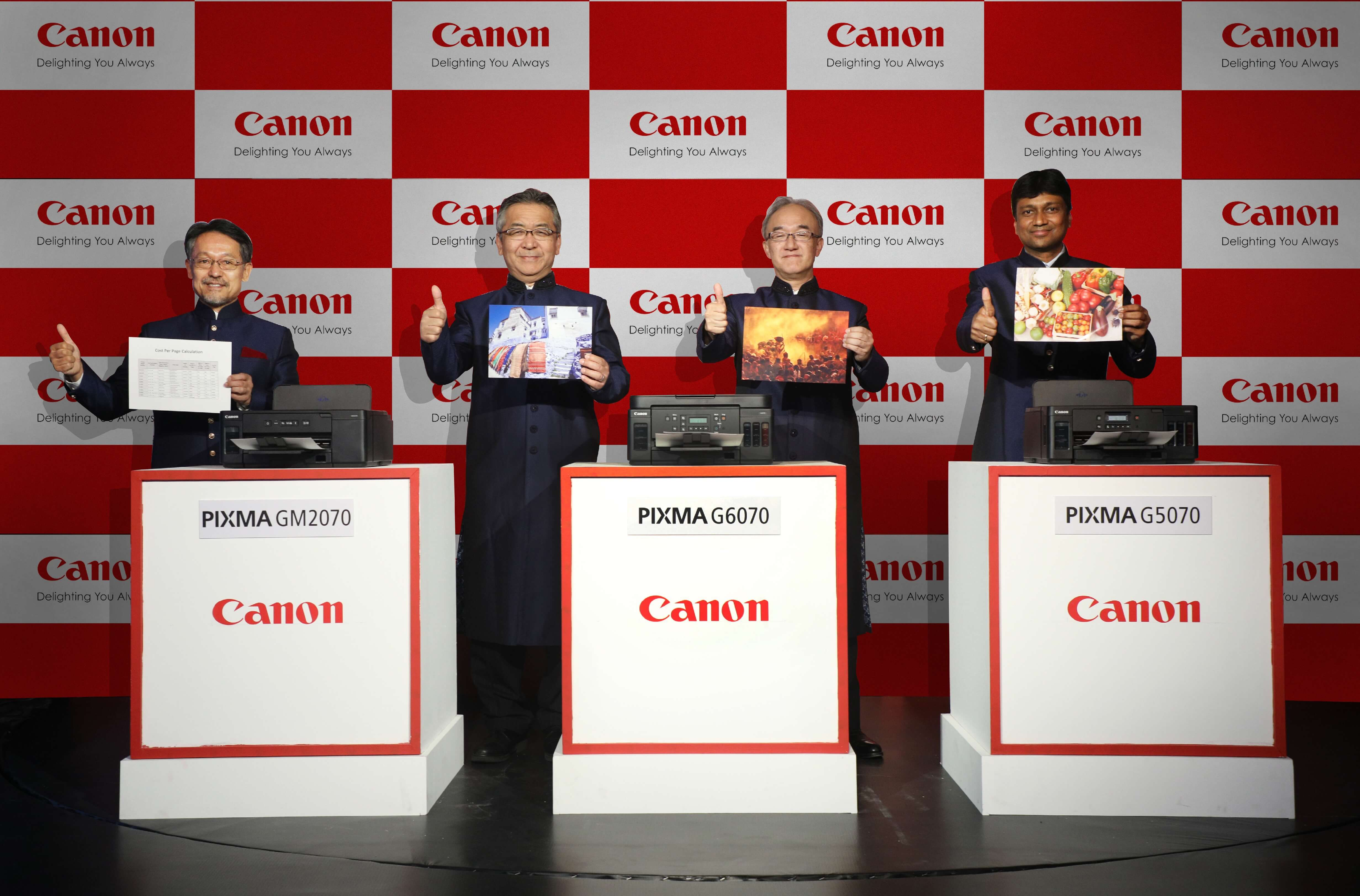 Canon augments its flagship PIXMA G-Series portfolio with its latest
