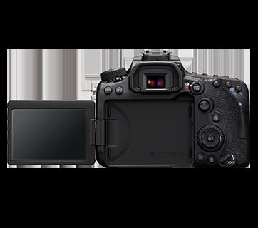 Canon EOS 90D 18-135mm is USM Lens