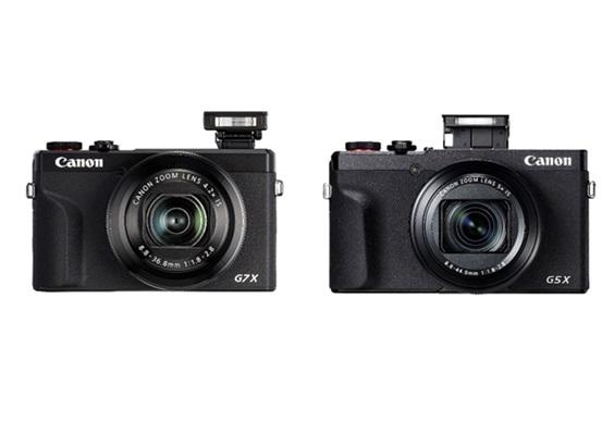 Canon unveils the pocket powerhouse duo - PowerShot G5 X Mark II and PowerShot G7X Mark III