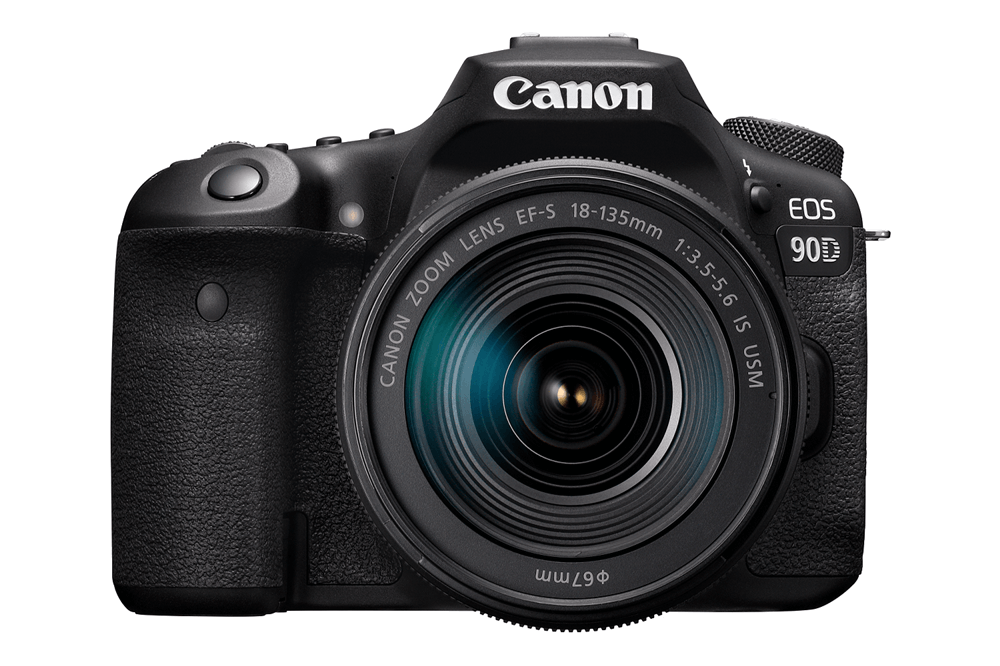 Canon presents the EOS 90D and the EOS M6 Mark II with high performance and advanced functions packed into a compact body