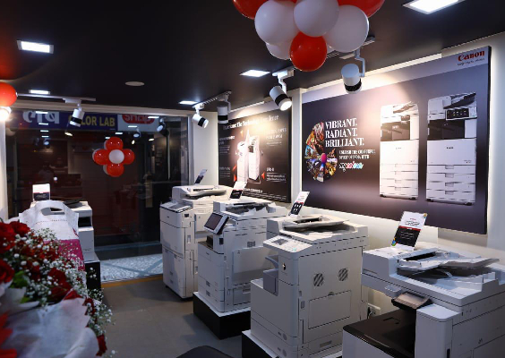 Canon India strengthens its foothold in Western market, introduces the first Business Imaging Solutions (BIS) Lounge in Maharashtra