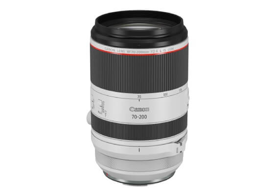 Canon presents a new benchmark in optics design: The RF70-200mm f/2.8L IS USM lens