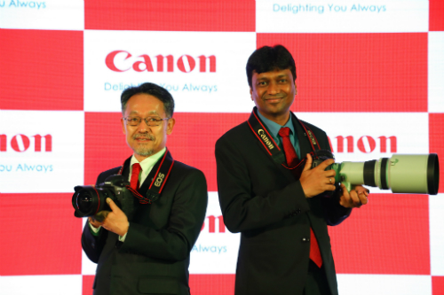 Canon reinforces its presence in Kerala; announces the launch of its new masterpiece EOS-1D X Mark III in Kochi