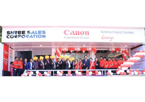 Expanding its foothold in Western market, Canon India launches Business Imaging Solutions (BIS) Lounge in Aurangabad