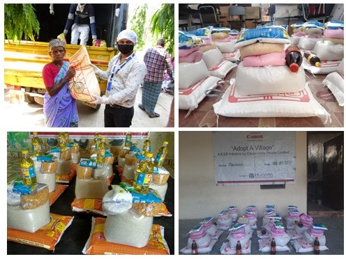 food_donation_csr_canon_india_covid_mobile