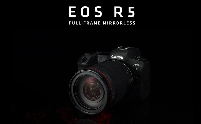 Canon Unveils New Features  For the Highly Anticipated Canon EOS R5