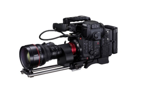 Canon announces the launch of Cinema EOS C300 Mark III Camera along with New CINE-SERVO lenses CN10x25 IAS S/E1 (EF mount) and CN10x25 IAS S/P1 (PL mount)