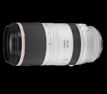 Lenses Rf100 500mm F 4 5 7 1l Is Usm Canon India