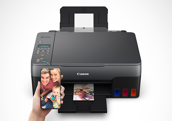 Borderless Photo Printing