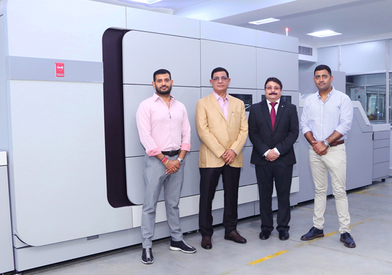 Replika Press Invests in the Future of Inkjet with VarioPrint i300