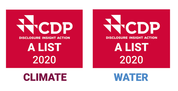 Climate and Water List 2020