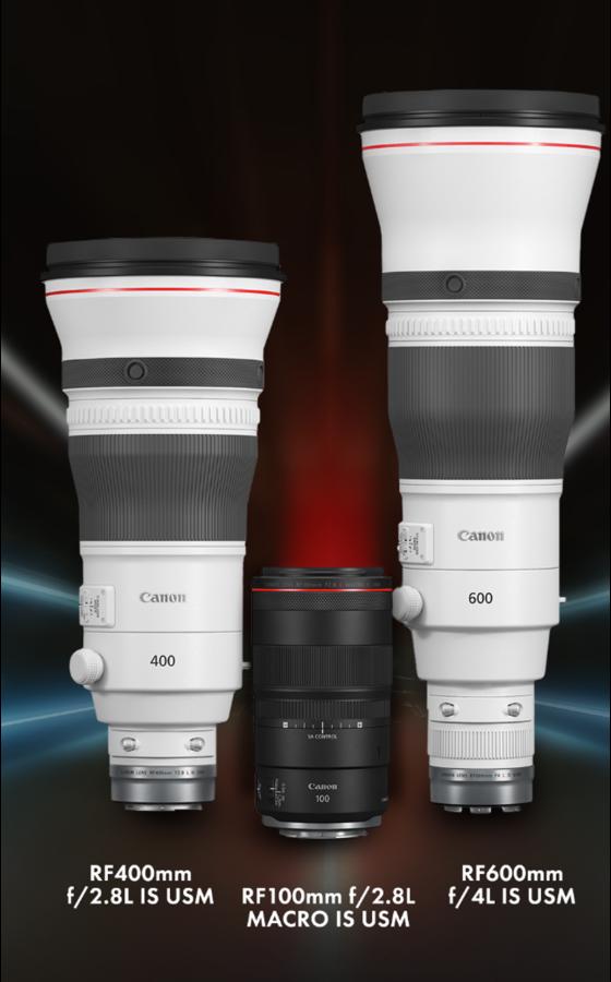 RF Lenses Prime