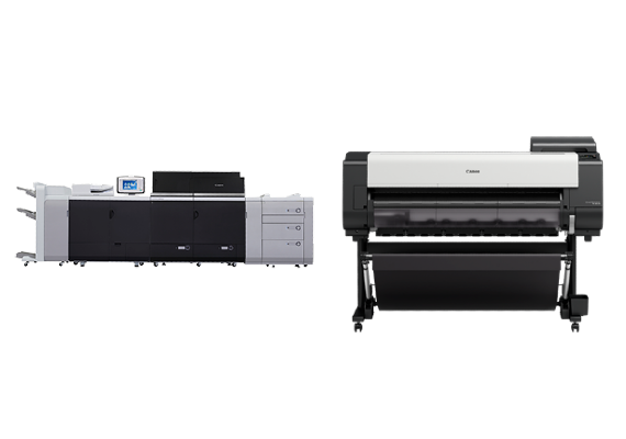 Aiming to fuel growth in the digital printing market, Canon India launches innovative products in the Professional Printing segment