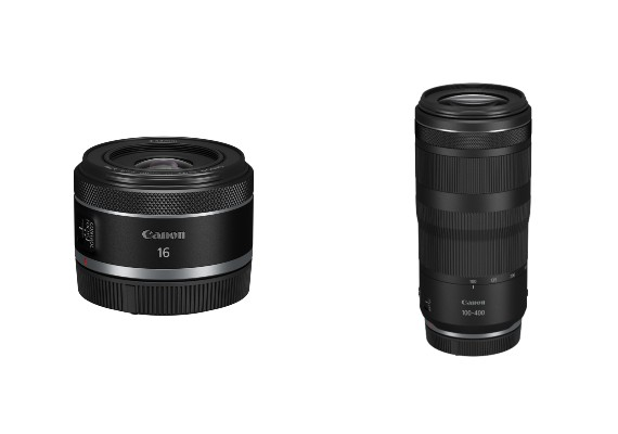 Expanding Creative Possibilities with Canon's New RF lenses