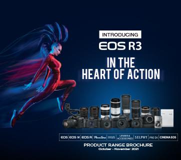Camera Catalogue Banner
