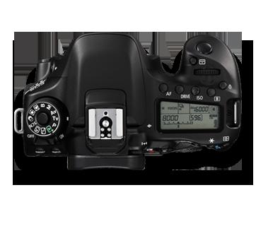 Interchangeable Lens Cameras - EOS 80D (Body) - Canon India
